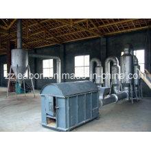 Buena secadora de biomasa de tubo de rendimiento para la venta