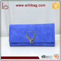 2016 Popular Promotional Clutch Wallets For Ladies Purse