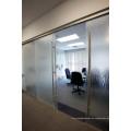 Innenglastüren / freies Blatt-Glas / Raum-Glastür