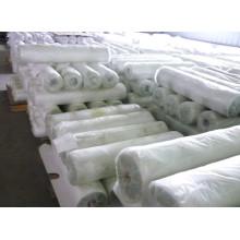 tissu de coton gris
