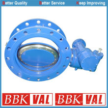 Double Eccentric Double Flange Butterfly Valve Wras Approved