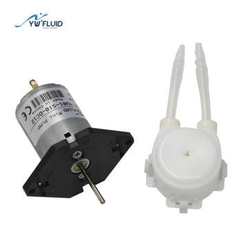 Elektrische 12-V-Peristaltik-Mini-Chemiepumpen