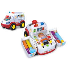 Kids Intelligent Car Battery Operated Toy (H0895036)