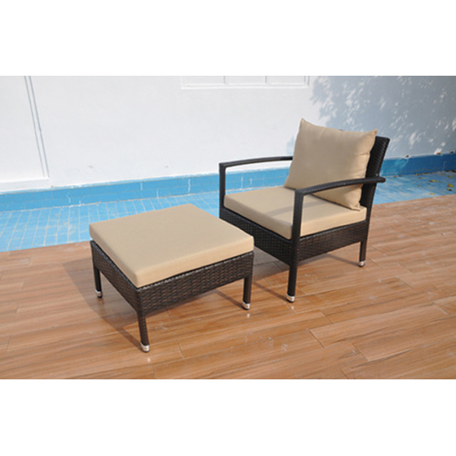 Table Garden Patio Furniture Set Seating Cushions