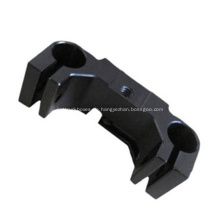 CNC-gefrästes Teil aus schwarzem POM
