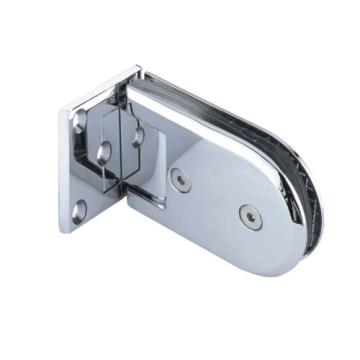 Bisagra de puerta pivotante sin marco de acero inoxidable