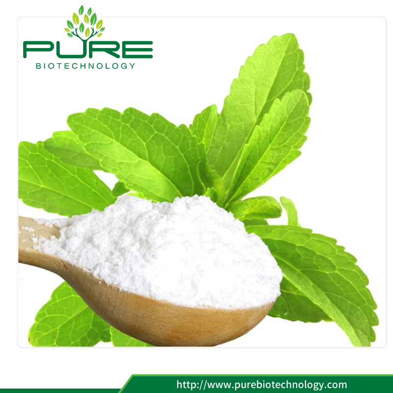 Food Additivies Dried Stevia Leaf Extract Powder 1