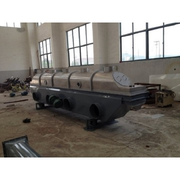 Vibrating Bread Crumbs Fluid Bed Dryer Fluidized Bed Dryer