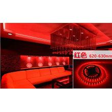 Tira LED roja 14.4W Ce y Rhos 60SMD3014