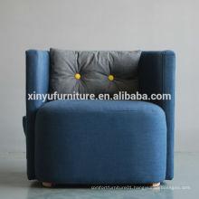 Single design hotel lounge chair XYD249