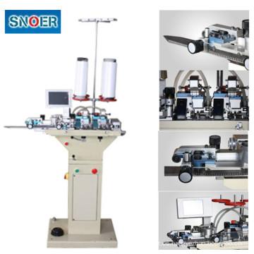 Completo computarizado máquina de coser de alta calidad