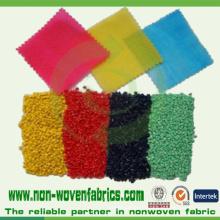 Tissu non-tissé de TNT 100% polypropylène pour le linge de table jetable