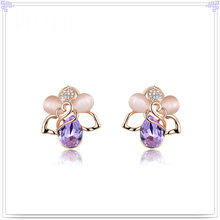 Crystal Jewelry Fashion Accessories Alloy Earring (AE449)