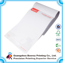 Custom design company paper letterhead printing in China