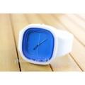 Marcas japonesas calientes stone cuarzo japan movt reloj de pulsera de silicona