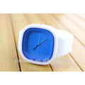 Горячие японские бренды камня кварца Японии movt наручные часы силиконовые