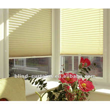the new design skylight pleated blind