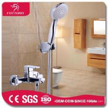 Robinets de baignoire de mélangeur de douche de mur de Fasion