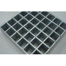 Le traitement de surface de grille d'acier de haute qualité est galvanisé