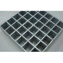 High Quality Steel Grid Surface Treatment Is Galvanized