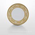 A018 Butterfly Keramik Bone China Abendessen Teller