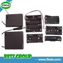 Batterie 12V Knopfzelle Wasserdichte Batterie Halter Batteriehalter 18650