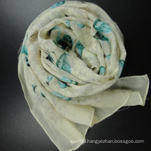 Wool Long Scarf for Winter