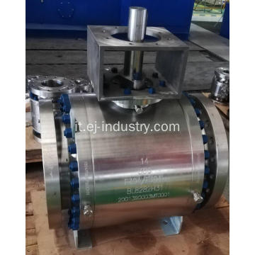 Valvola a sfera trunnion F304 / F304L