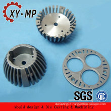Customized Shape xiangyu Aluminum die cast for Industry Heat sink
