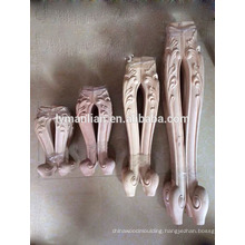 solid wood carving table legs