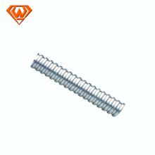 conducto hermético de acero flexible con PVC