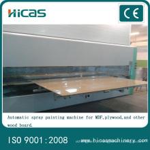 Máquina de tratamento de madeira Pintura automática de pulverização para MDF