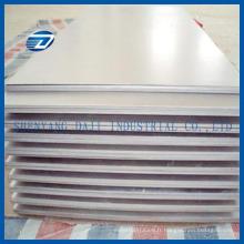 Feuille titanique Gr12 titanique de la plaque titanique ISO 9001 Gr12