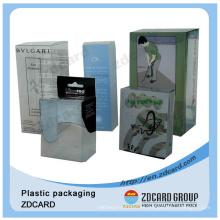 Caja de plástico / Caja de PVC / Paquetes de plástico