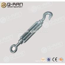 DIN 1480 углеродистой стали Eletro оцинкованный талрепы