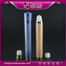 hot sale unique shape luxury 10ml vibrating roll on bottle