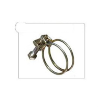 Double Wire Hose Clamps