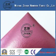 Tissu non-tissé de Spunbond stratifié de PE