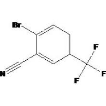 2-Бром-5- (трифторметил) бензонитрил CAS № 1483-55-2
