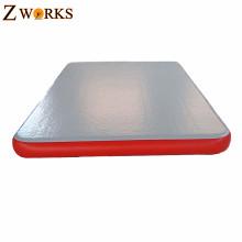Custom design inflatable mat water mat pontoon floats