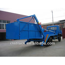 Dongfeng 145 camión de residuos, 8 toneladas camión de residuos