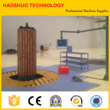 Vertical Coil Winding Machine for Transformer Production