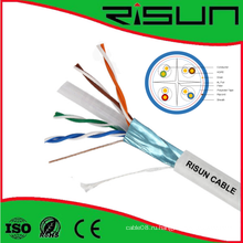 Высокое качество витая пара Сетевой кабель FTP cat6 с Frpvc оболочка