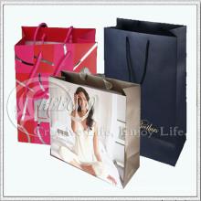 Bolsa de papel para la ropa (KG-PB049)