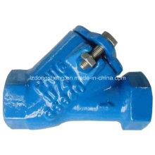 Болтовый обратный клапан с резьбой Bsp DN32