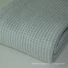 100% Cotton Chambrary Waffle Blanket