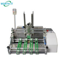 Game Cards Feeder Service Machine for Counting Paging and Packaging Process