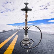 Top Selling Kaya Wasserpfeife rauchen Messing Holz Wasserpfeife