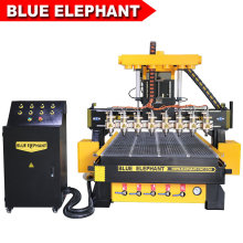 Factory Sale Multi Head Woodworking CNC Router for Furniture Making