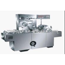 BT-2000B filme celofane overwrapping máquina